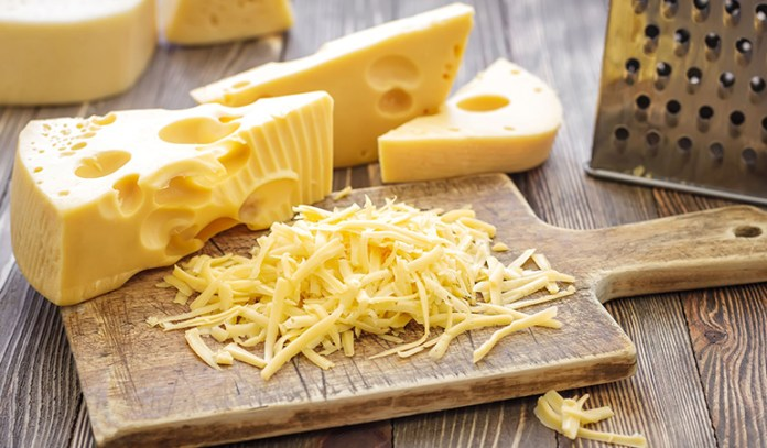 Hard Cheese Like Cheddar Has Low Lactose Content