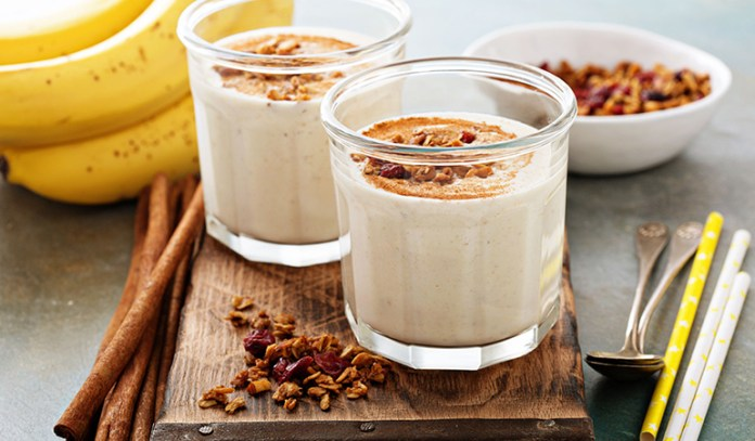 Powdered peanut powder can be added to shakes and sprinkled on top of yogurt for an added nutritional punch.