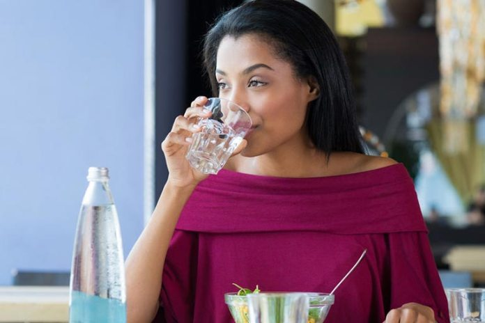 Drinking Water Before Eating Make You Feel Full