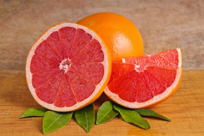 Grapefruit has been proven to help weight loss