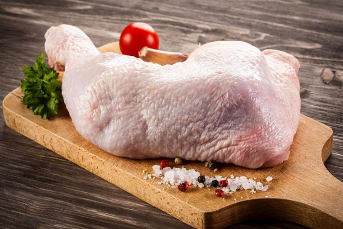 Skinless Poultry Is A Healthier Alternative To Red Meat