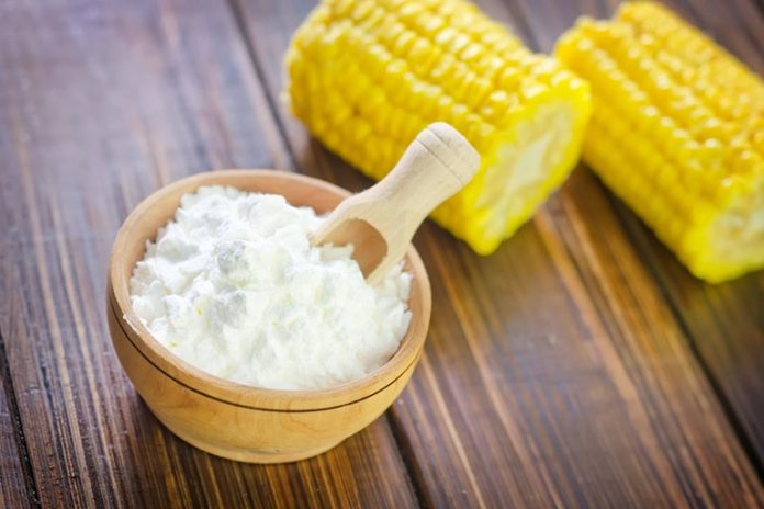 Corn Starch Stops Excessive Facial Sweating