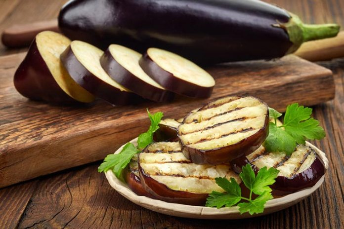 Eggplant Contains Potassium, Vitamin K, And Compounds That Fight Cancer