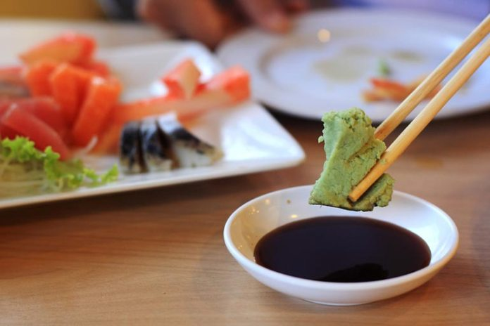 1 Tablespoon Soy Sauce Has 1,228 milligrams Of Sodium