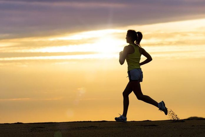Moderate Exercise Reduces Cortisol Levels