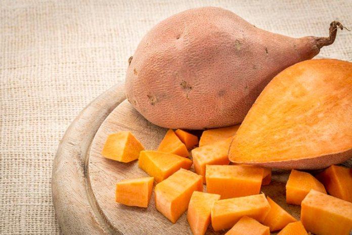 Sweet Potato Contains Fiber, Magnesium, Potassium, And Folate