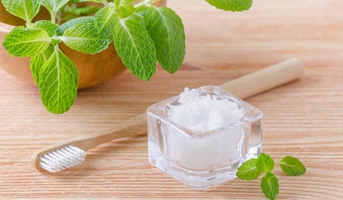 Benefits of apple cider vinegar and coconut oil for seniors Improves Dental Health