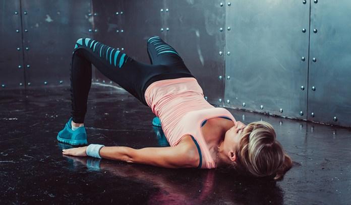 The Bridge Pose Benefits: Loosens Hip Flexors