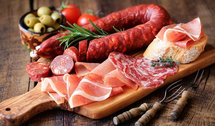 Meat suppresses hunger
