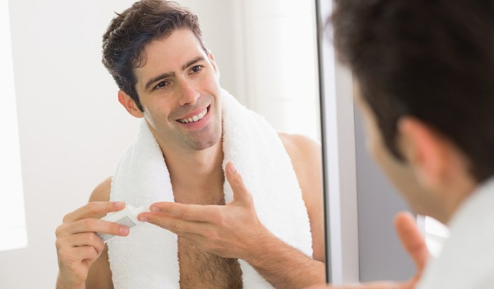 Moisturize your skin after you finish shaving