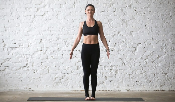 Mountain Pose Helps You Know Your Posture And Alignment