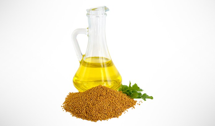 In combination or standalone, mustard oil can promote hair growth and prevent hair loss.