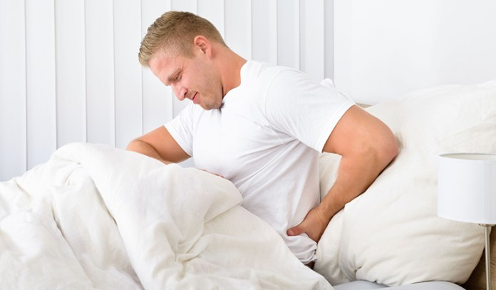 old mattresses cause back pain or neck pain