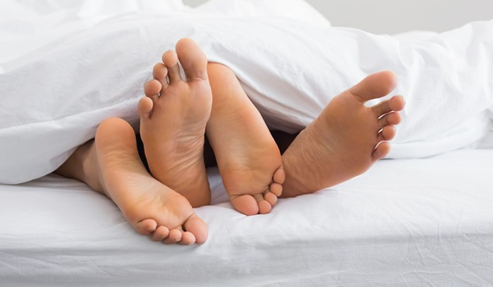 Sex Becomes Infrequent In A Long Distance Relationship