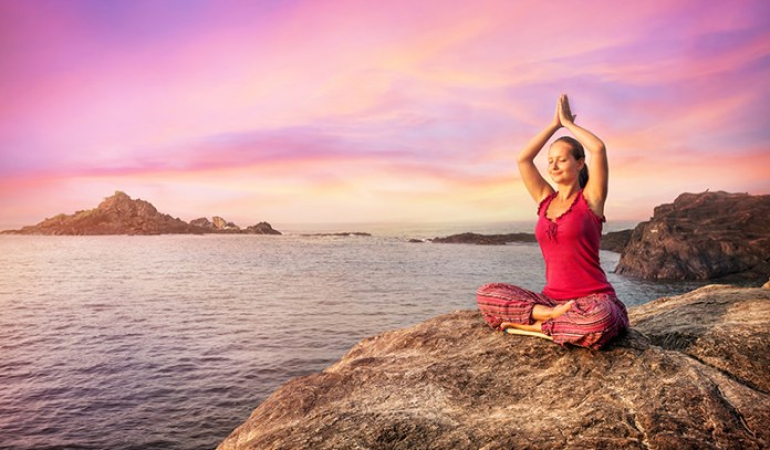 Ways to Relieve Stress and Anxiety Practice Yoga And Mindful Meditation