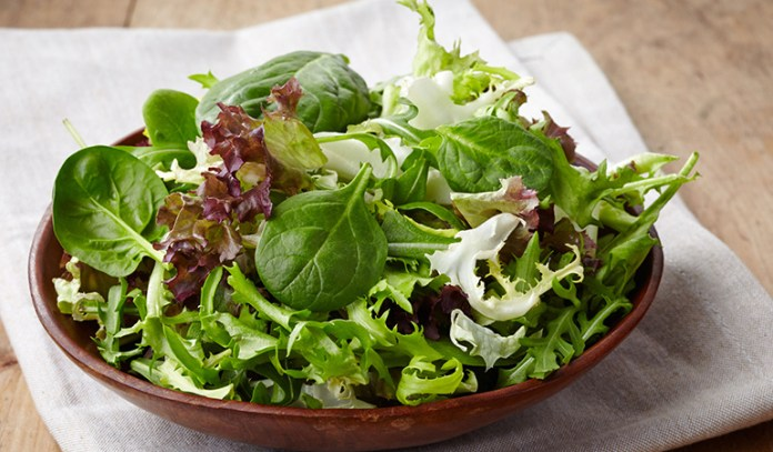 Best Before Dates Extension: Salad Mixes