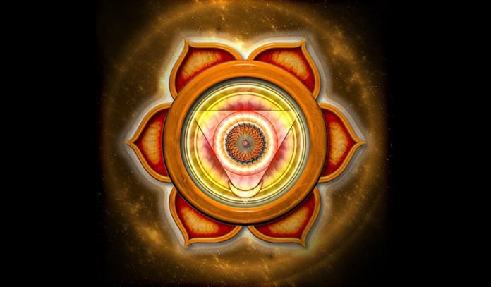 happiness with sacral chakra meditation