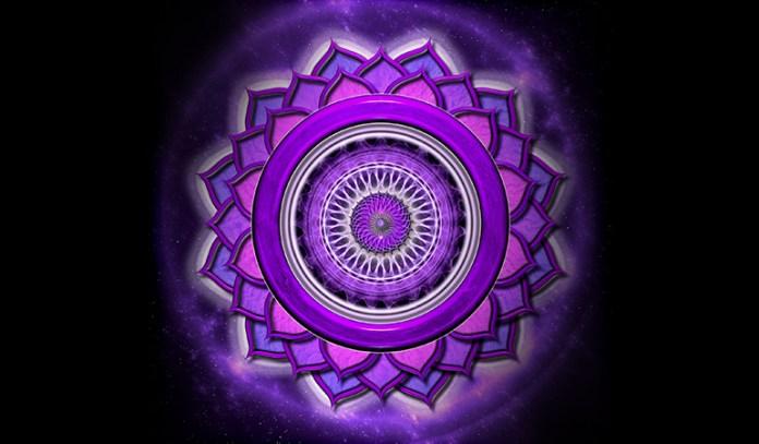 divine union with crown chakra meditation