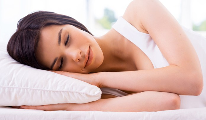 Lying On Your Back Blocks Your Throat; Sleep Sideways