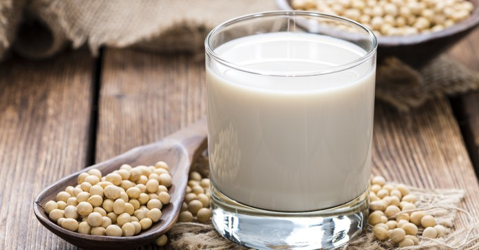 Soy beans and soy milk might not be as healthy as you think