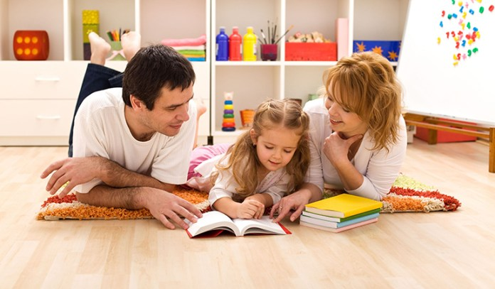 Gender equality in parenting They Are Responsible Together For Raising Kids