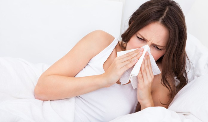 old mattresses can trigger allergies