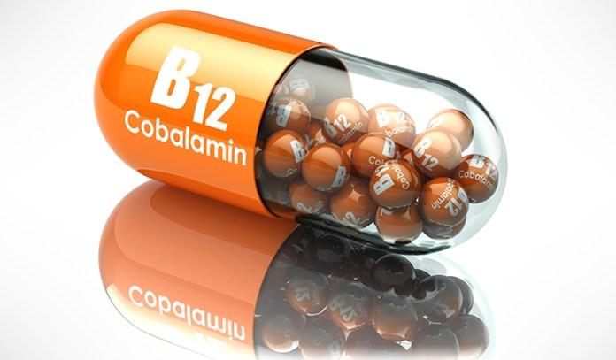vitamin b12 supplements for vegans