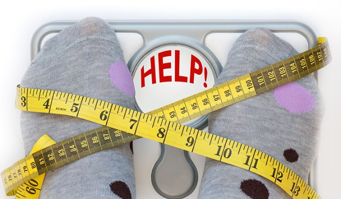 Driving every day and an unhealthy lifestyle can lead to weight gain and obesity.