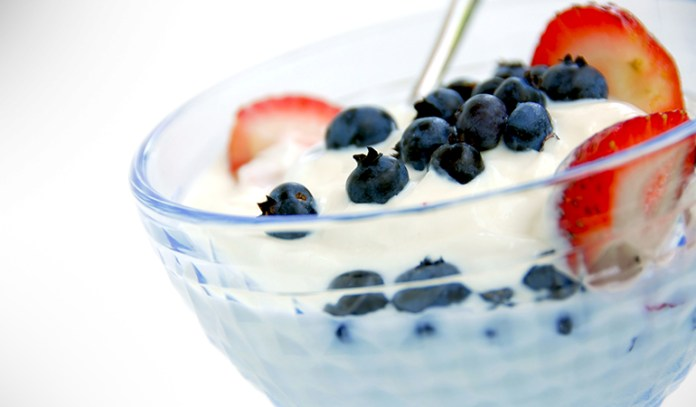 Eat Yogurt To Help Fuel Your Heavy Workout Session