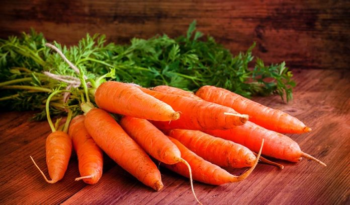 Carrots Need 8 Minutes To Steam