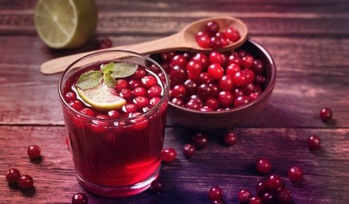 Cranberry Juice For The bladder)