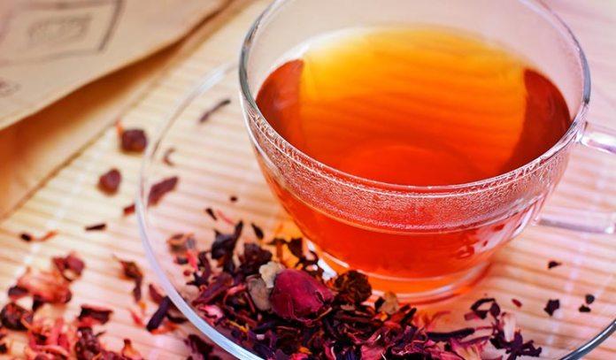 Tea To Aid Healing)