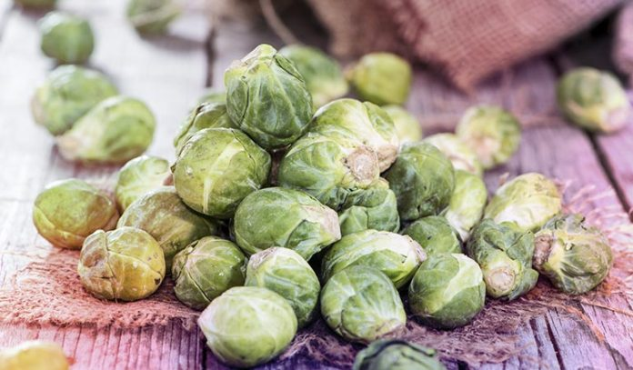 (Brussel Sprouts Need 30 Minutes To Roast