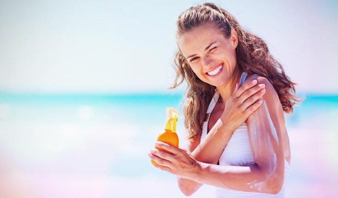 SPF 30 is a standard number that blocks 97% UVB rays.