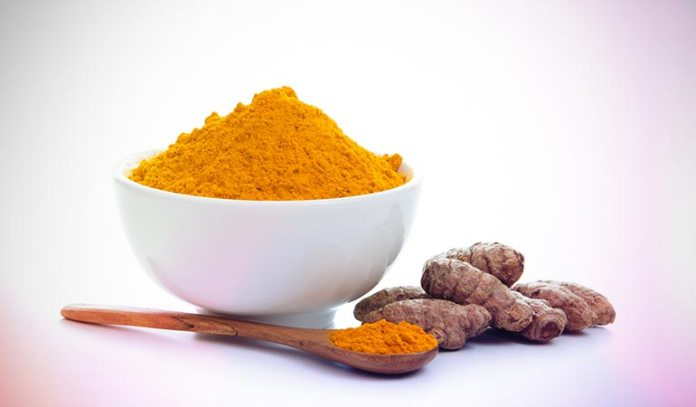 Turmeric has anti-bacterial properties that help in healing acne problems, sun tan, and freckles.