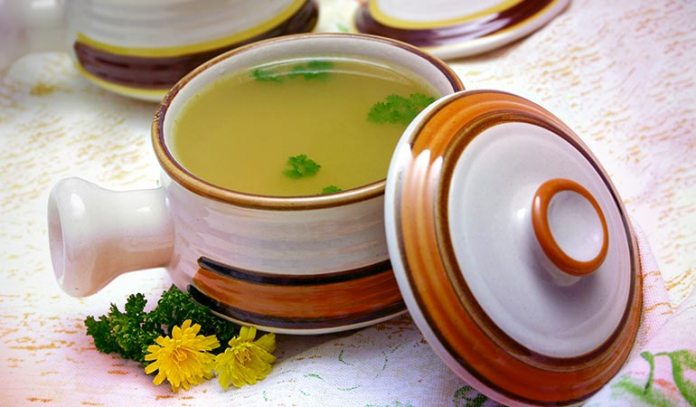 Broth With a Laxative)