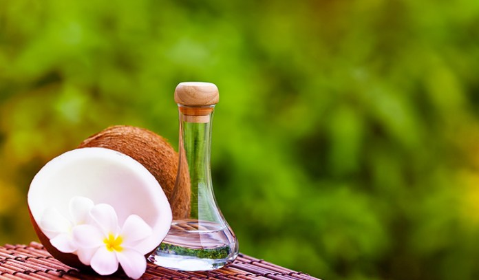 Coconut oil in its purest form is one of the best moisturizers for the skin.