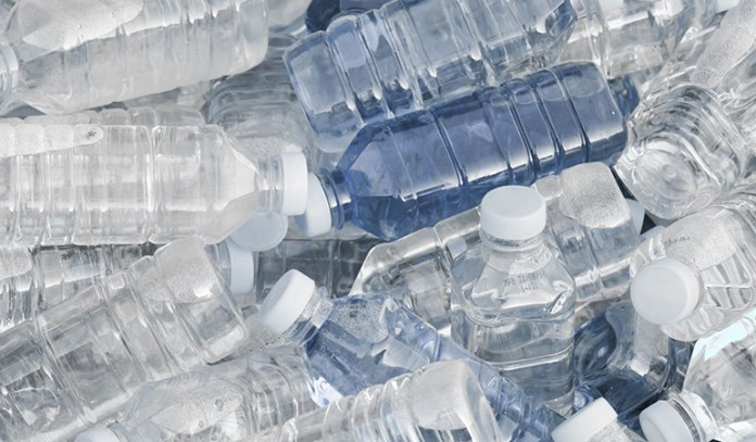 Very few plastic bottles end up being recycled, thus, doing nothing to eliminate or reduce landfill waste