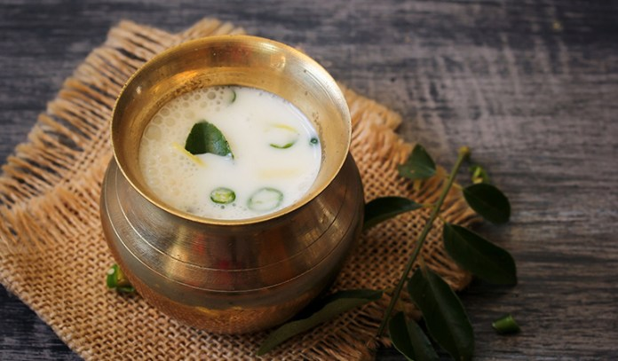 Ayurvedic Remedies To Get Rid Of Gray Hair Buttermilk And Curry Leaves