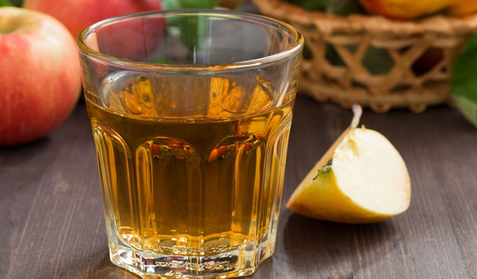Mix apple cider vinegar with water and drink once a day for pain relief