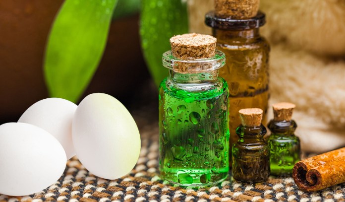 An Egg White And Tea Tree Mask Works Great For Removing Blackheads Quickly