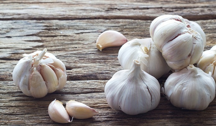 Garlic has been known to help with breast cancer