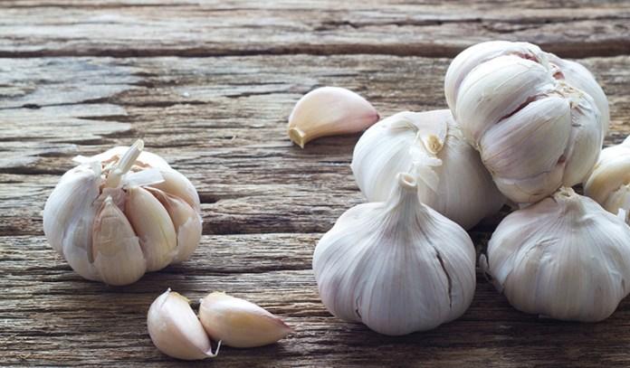 Garlic is a great anti-inflammatory