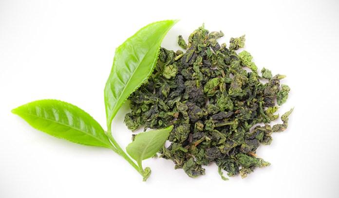 Green tea honey face mask to control sebum.