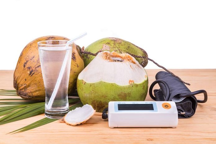 Coconut milk can cause weight loss due to saturated fat content