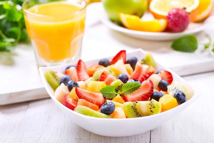 fruits and vegetables are very healthy