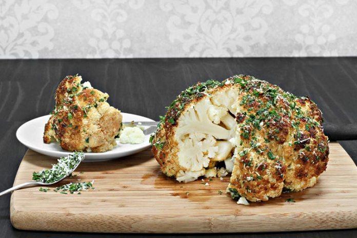How to add cauliflower in a low starch diet