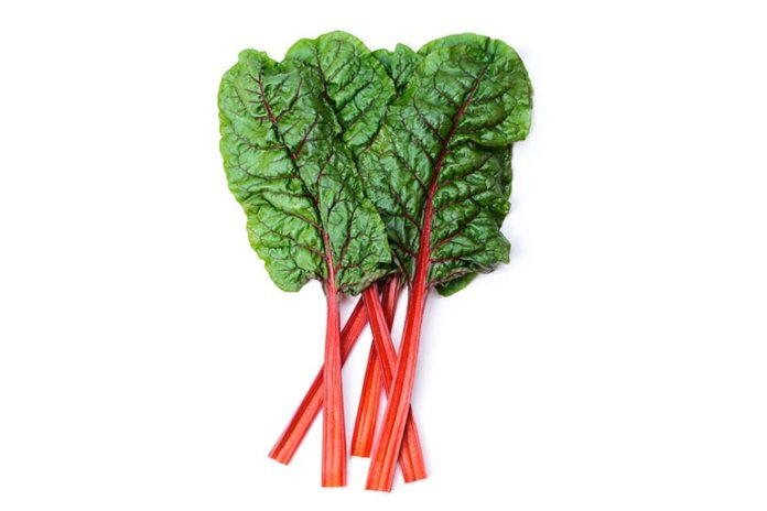 Beet greens are packed with vitamins A, K, and C, and rich amounts of water and fiber that make these filling and healthy.