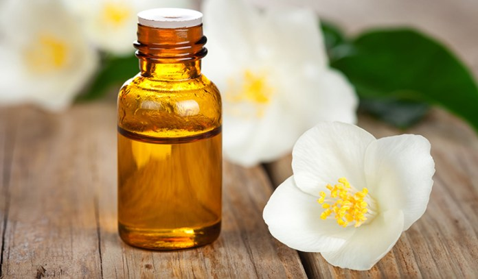 Massage Your Scalp With Jasmine Essential Oil To Remove Dead Skin Cells Causing Scalp Acne