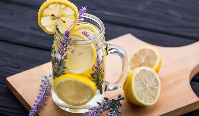 Lavendar water keeps the heart healthy.